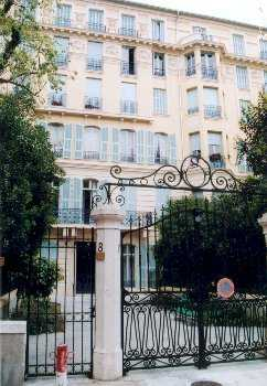 appartement nice cote d 39 azur mediterrane. Black Bedroom Furniture Sets. Home Design Ideas