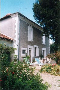 House near Perigueux in Dordogne