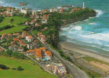 Appartement anglet biarritz pays basque - Bureau de change biarritz ...