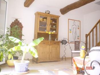 location vacances villa monteux avignon provence vaucluse. Black Bedroom Furniture Sets. Home Design Ideas
